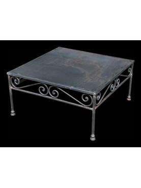Tavolo basso quadrato