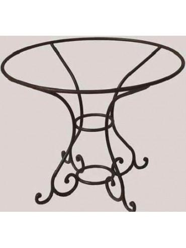 Tavolo in ferro Ø100cm