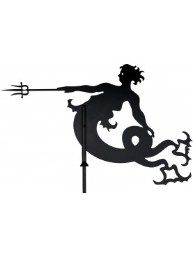 The oldest wind-vane of history, The Triton of Athens