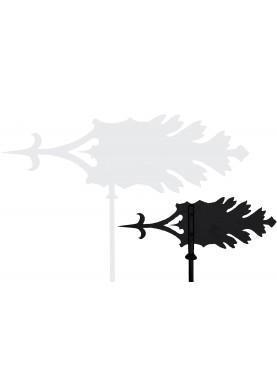 Small Acanthus leaf weathervane