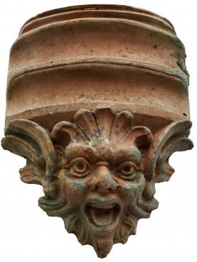 Antefissa in terracotta primi '900