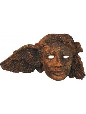 La Notte Hypnos maschera in terracotta Dio del Sonno