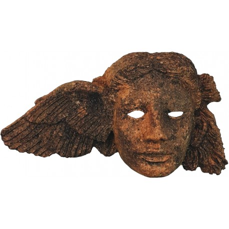 Hypnos mask in terracotta Personification of sleep