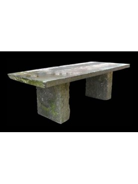 Big stone table