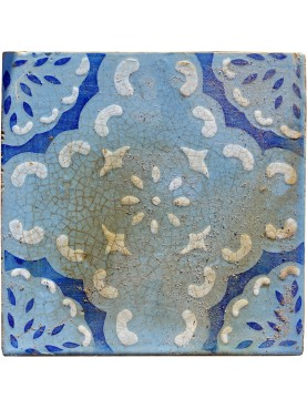 Piastrella Gerbino blu