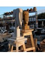 Autentici falsi di nostra produzione testa di Modigliani