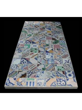 Little tiles table
