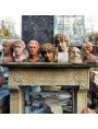 Alexander the great terracotta head
