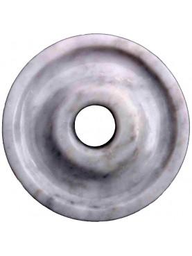 Bocchettone in marmo Ø 21 cm