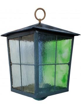 4 vetri di 4 diversi colori