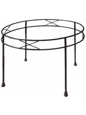 Base in ferro per tavolo rotondo Ø100cm