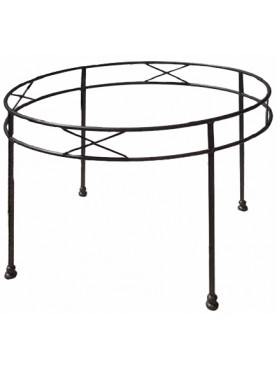 Forged-Iron base for round table Ø100cms