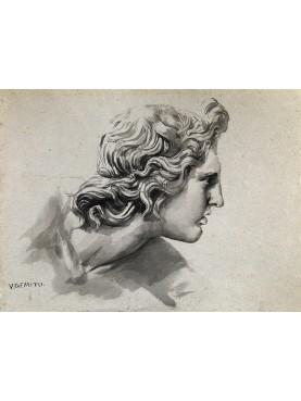 Alexander the great head