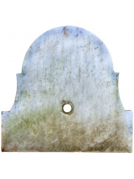 Apuan Alps Marble fountain top