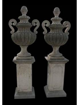 Stone vase
