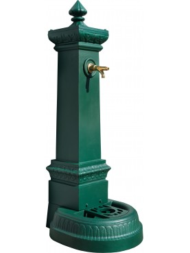 Milan fountain H 120 cm cast-iron