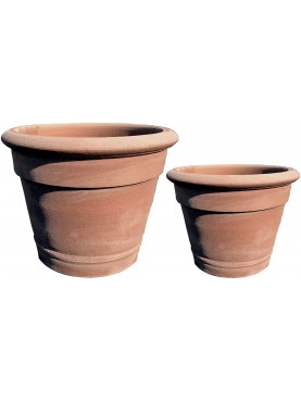 Small pots for greenhouses with Ø20cm and Ø15cm
