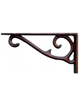 Cast Iron bracket 44cm Long