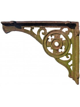 Cast iron brackets 76cm