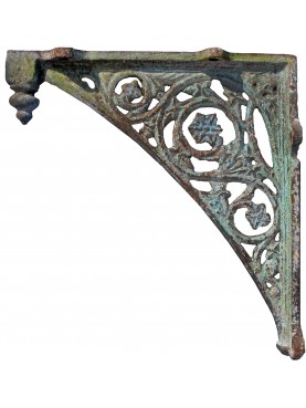 antica Mensola in ghisa 64cm