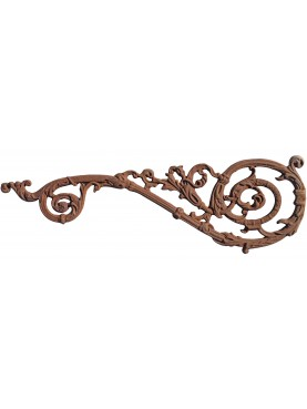 Cast-iron bracket for lantern 95cms