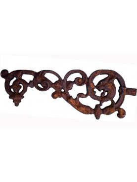 Cast-iron bracket for lantern 40cms