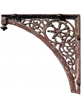 Cast Iron Bracket 106cms - ancient