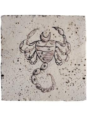 Zodiac sign of Scorpion