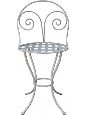 La sedia del Casinò di Bagni di Lucca - ferro battuto