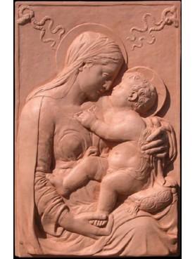 Madonna col Bambino di Jacopo della Quercia