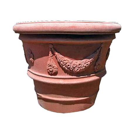 Vaso da Limoni con festoni Ø50cm