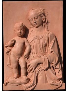 Verrocchio Madonna and Child