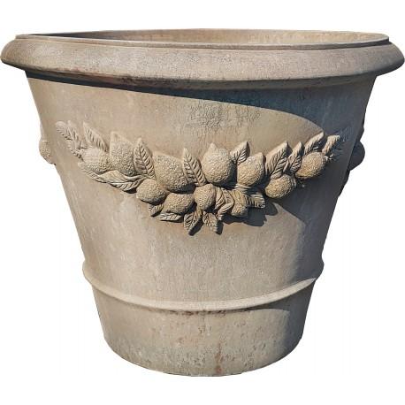 Cytrus vase Ø60cms Terracotta Impruneta Florence
