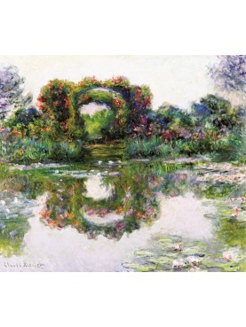 Claud Monet, Giverny, 1913