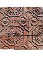 Original ancient ceiling tiles