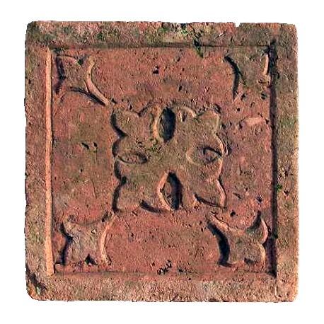 antica Piastrella Bassorilievo
