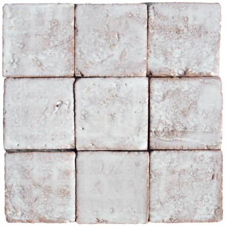 Piastrelle color bianco