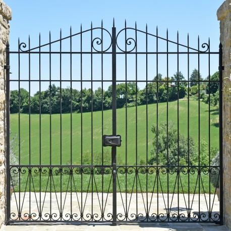 Cancello di nostra produzione