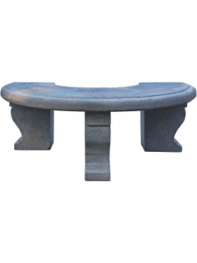 Circular lower sixth bench for Trees