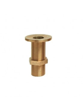 Brass threaded drain Ø5cms