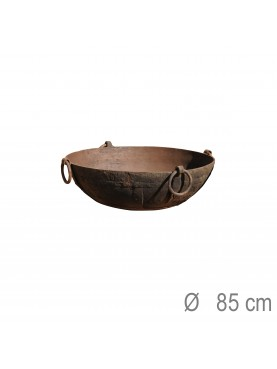 Enormous brazier Ø85cms barbecue