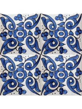Majolica Morocco tile