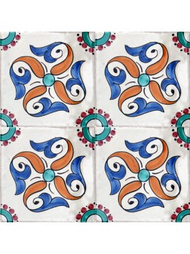 Hand-made Morocco Tile