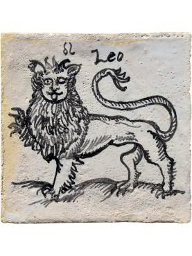 Segno zodiacale CANCRO una piastrella 35€