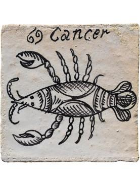 CANCER zodiac sign a tile 35 €