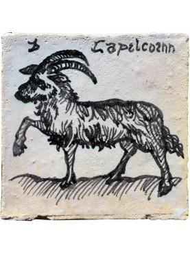 SAGITTARIUS zodiac sign a tile 35 €