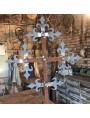 Wind vane Cross Musée PYRENEE de Niaux