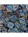 Handmade Moroccan Small Mixed Tiles 5x5 cms
