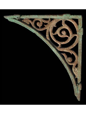 Cast Iron Brackets 78cms