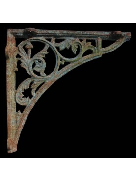 Cast iron bracket 85cms